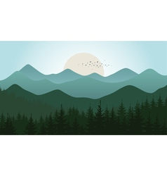 Mountain5 vector