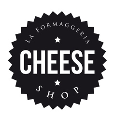 Cheese Shop vintage stamp vector image