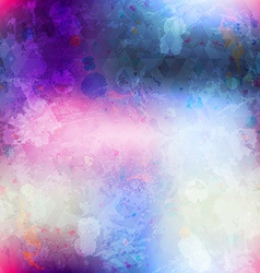 grunge purple seamless texture with blob effect vector image
