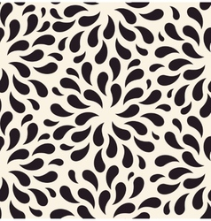 seamless pattern Floral vintage vector image vector image