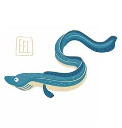 Eel vector