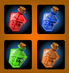 Potions7 vector
