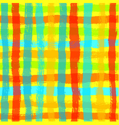 seamless pattern with intersecting stripes vector image vector image