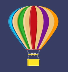 Vivid balloon vector