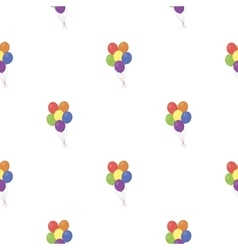 Balloon icon cartoon pattern gay icon from the vector