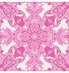 Vintage Style pink background vector image