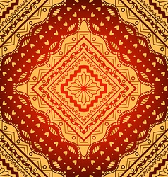 Abstract vintage seamless pattern vector image vector image