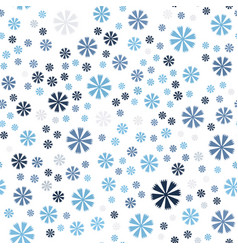 Cornflower pattern seamless vector
