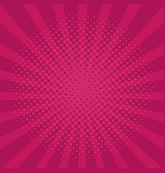 Pink retro style background vector