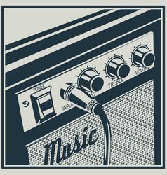 Amplifier symbol vector