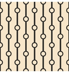Tile black and pink pattern or seamless background vector image vector image