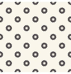 Seamless pattern floral vintage vector