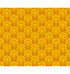 Golden Seamless Background vector image