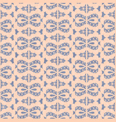 violet sack seamless pattern background vector image vector image