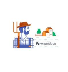 Farm 1 vector