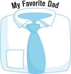 My favorite dad vector