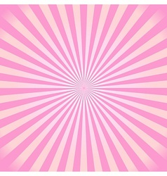 1960s sunburst background vector