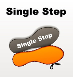 Imprint single step vector