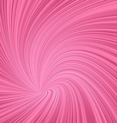 Pink swirling speed concept design background vector