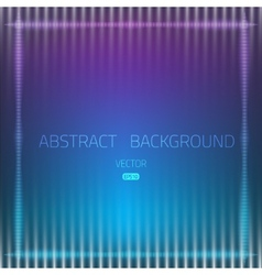 Abstract bright equalizer lines wallpaper vector image vector image