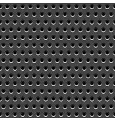 Metallic abstract background vector image