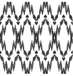 navajo seamless pattern vector image
