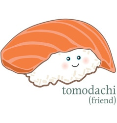 Tomodachi vector