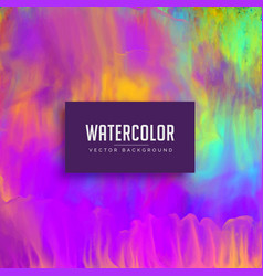 Awesome watercolor texture background with vector