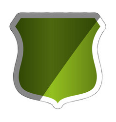 Shield badge icon vector