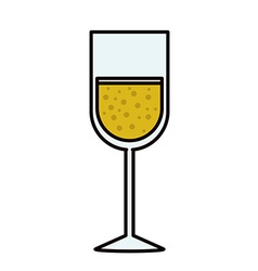 Drinks design vector