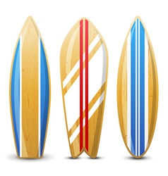 Surfs with geometry vector