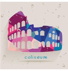 Coliseum tri vector