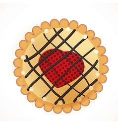 cookie vector image vector image