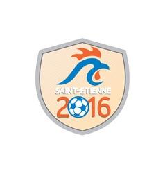 Saint etienne 2016 europe championships vector