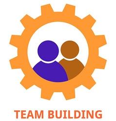 Team building vector