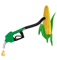 bio fuel vector image vector image