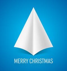 Merry christmas corner paper 08 vector