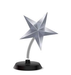 Star souvenir vector image vector image