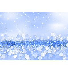 Twinkled Blue Sand Background vector image vector image