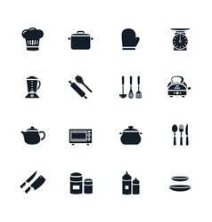 Kitchenware icon vector