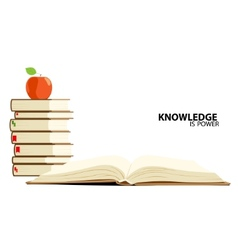 Knowledge is power vector