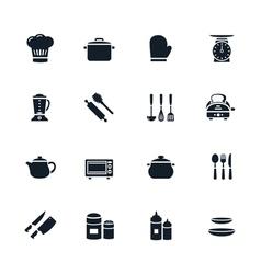Kitchenware Icon vector image