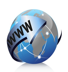 Global internet vector