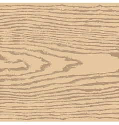 Brown wood texture background in square format vector
