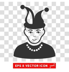 Fool eps icon vector