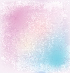 Detailed pastel grunge background vector
