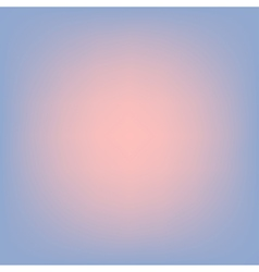 Rose Quartz Blue Serenity Gradient Background vector image vector image