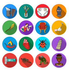 Hobby business industryand other web icon in vector