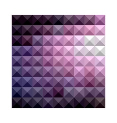 Russian violet abstract low polygon background vector