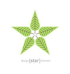minimal evergreen trees vintage label vector image